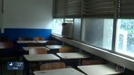 Mais da metade das escolas estaduais do Rio precisa de reforma estrtutural