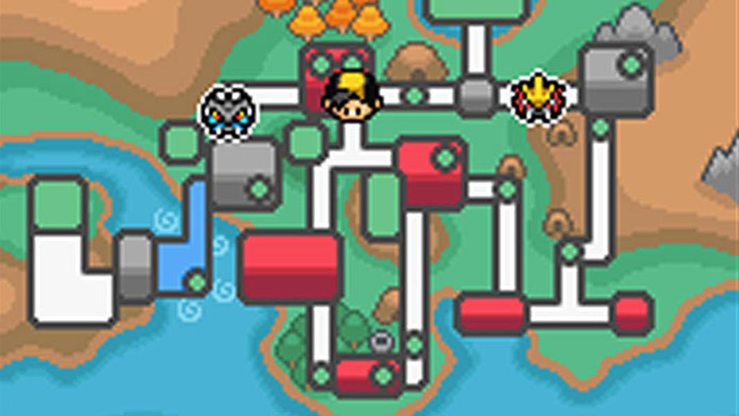 Pok mon soul silver jogos download techtudo - Pokemon argent pokemon rare ...