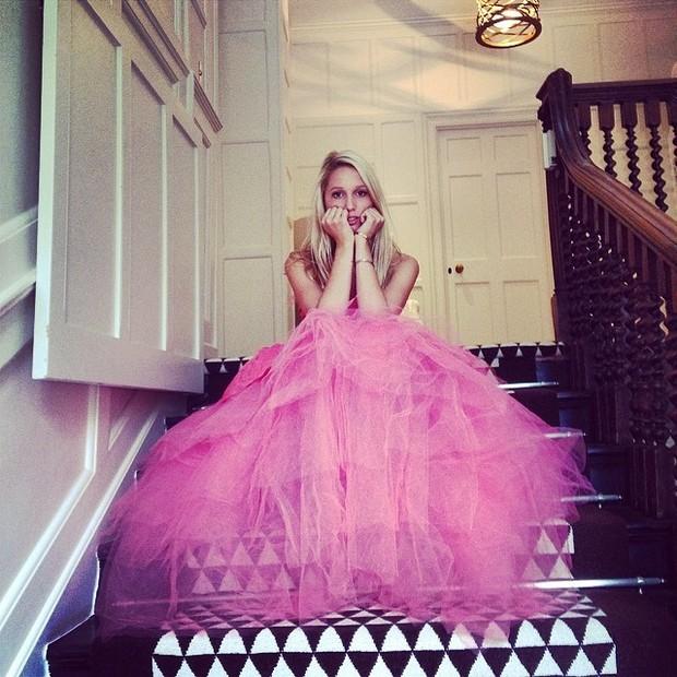 Princesa Maria-Olympia da Grécia  (Foto: Reprodução/Instagram)