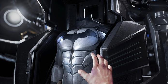 Seja o Batman em Arkham VR (Foto: Divulgação/Warner)