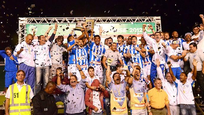 Avaí, Taça Campeão (Foto: Antonio Carlos Mafalda / Agência Estado)