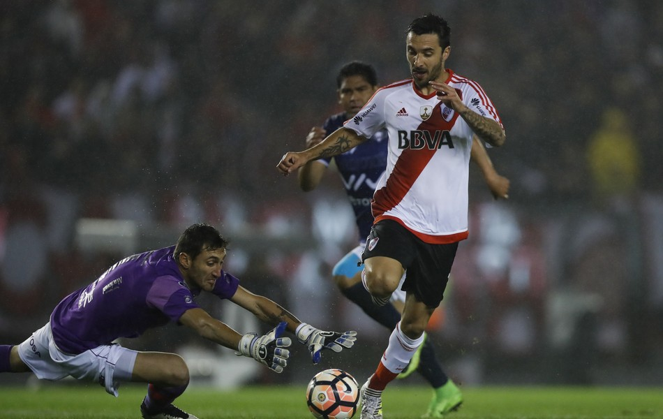 Scocco River Plate Jorge Wilstermann