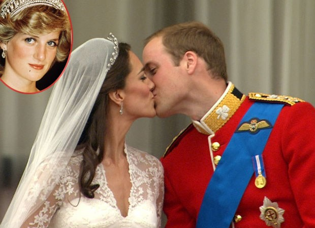 William diz que sentiu presença de mãe em seu casamento com Kate (Foto: Getty Images)