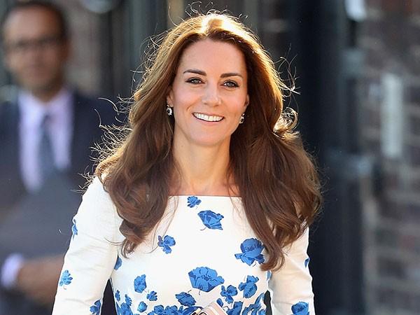 O cabelo de Kate Middleton é referência no mundo da beleza (Foto: Getty Images)