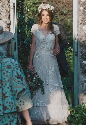 Vestido perdido de Tess Newall (Foto: Reprodução/Facebook)
