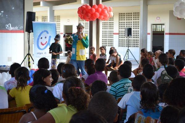 Amigo da Escola (Foto: TV Sergipe/Divulgação)