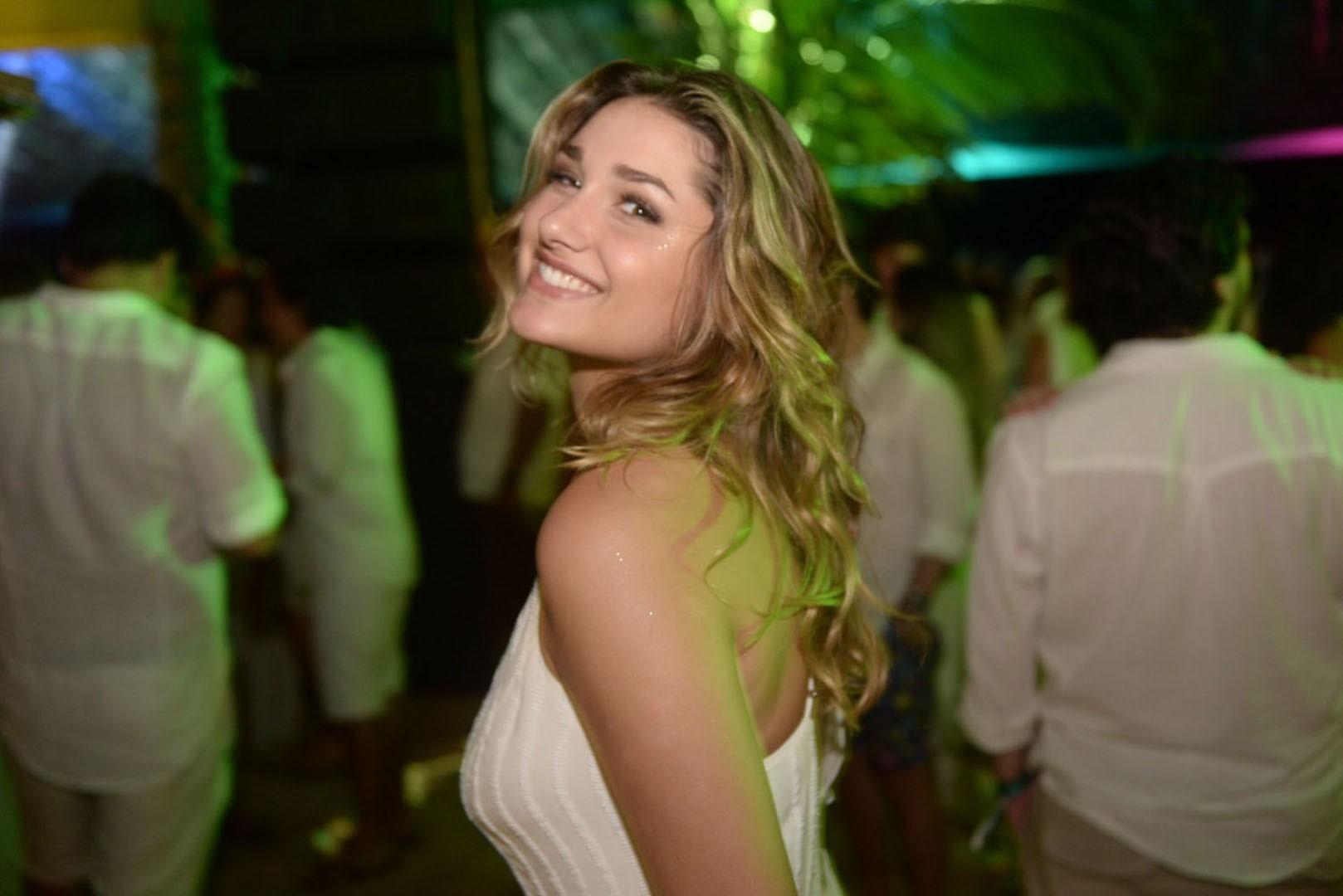 Sasha Meneghel  (Foto: André Ligeiro/Divulgação)