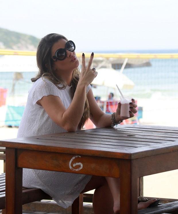 Mirella Santos (Foto: AgNews/ Dilson Silva)