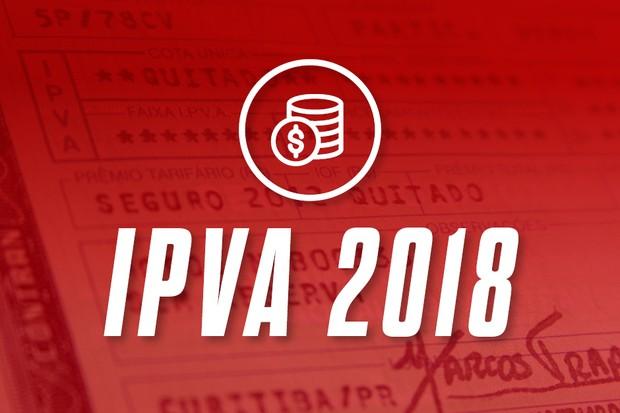 IPVA 2018 (Foto: Autoesporte)