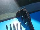 Homem é preso com revólver e munições em Valença, RJ