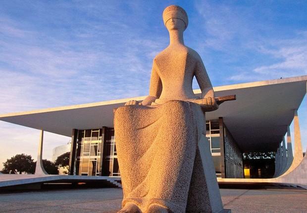 Supremo Tribunal Federal (STF) em Brasília (Foto: Reprodução/Flickr)