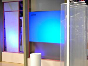 Mistura com Rodaika arquiteta cenário estúdio Luciana Bueno (Foto: Giovane Santayana/RBS TV)