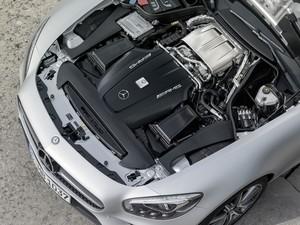 Mercedes-Benz AMG GT (Foto: Divulgação)
