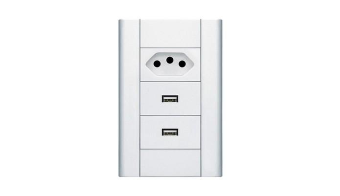 USB Master 2.0 (Foto: Reprodução/Tomada de Parede USB) (Foto: USB Master 2.0 (Foto: Reprodução/Tomada de Parede USB))