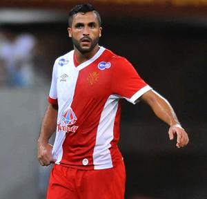 Ronaldo Alves Náutico (Foto: Aldo Carneiro / Pernambuco Press)