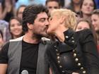 Xuxa mostra vídeo com detalhes de sua vida íntima com Junno Andrade