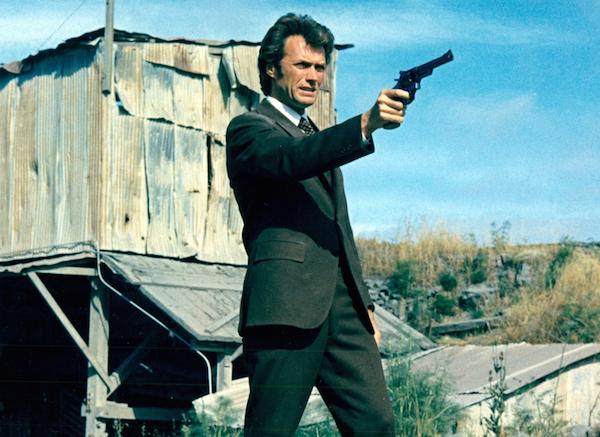 Clint Eastwood no papel de Dirty Harry (Foto: Reprodução)