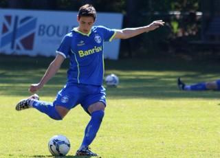 Matías Rodríguez deverá entrar no segundo tempo (Foto: Diego Guichard)
