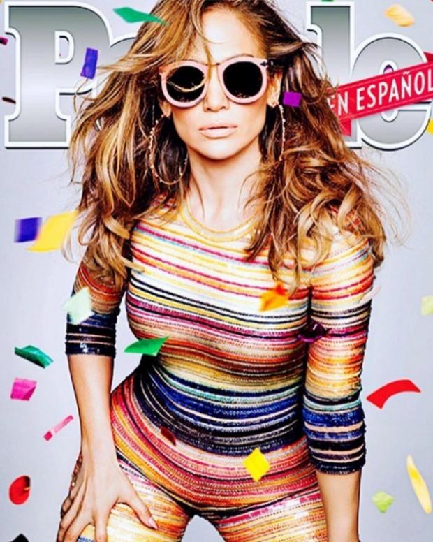 Jennifer Lopez (Foto: Reprodução/People)