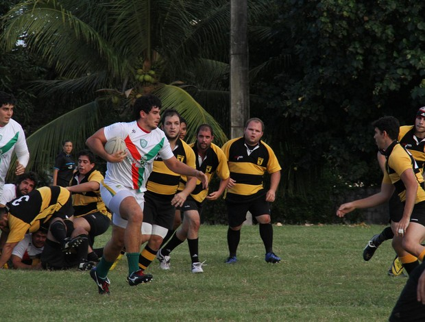 Alecrim Rugby representa o Rio Grande do Norte na Liga Nordeste (Foto: Gabriel Peres)