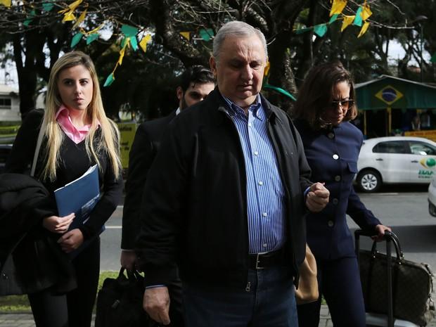 José Carlos Bumlai (Foto: Giuliano Gomes/PR Press)