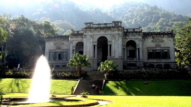 Parque Lage (Foto: divulgao)