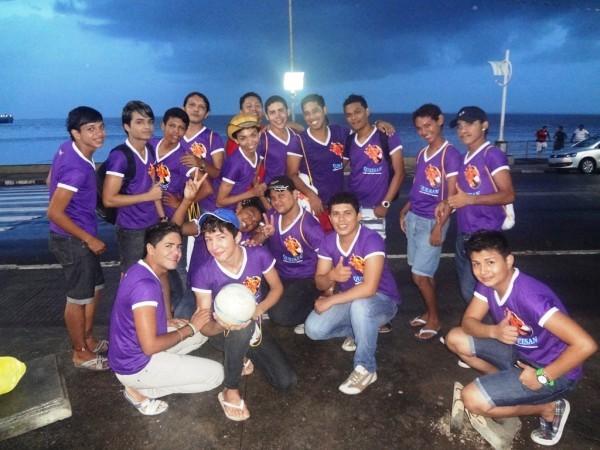 Torneio 'Queimadão da Paz' une esporte e pluralidade (Foto: Agência Amapá)