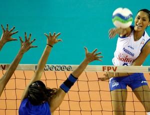 Jaqueline vôlei Osasco Paulista (Foto: Fabio Rubinato/AGF/Divulgação)