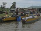 A remota ilha que virou oásis de prosperidade em lago de Uganda