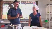 Panela de Bairro vai ensinar a fazer tilápia ao molho branco (Reprodução/ TV Bahia)