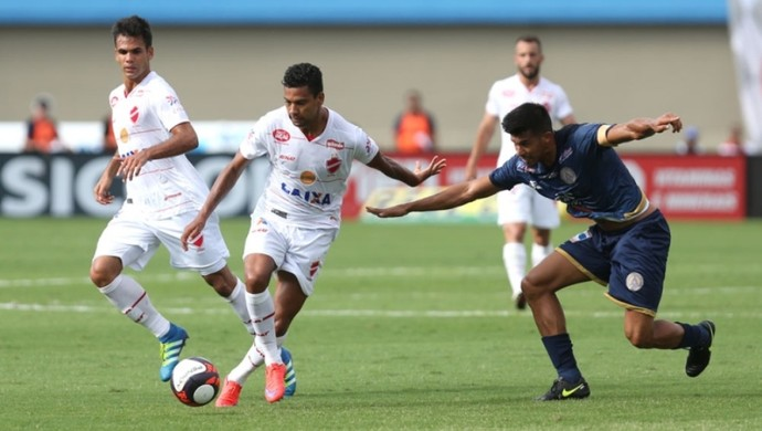 Vila Nova x Aparecidense - Campeonato Goiano 2017 (Foto: Zuhair Mohamad / O Popular)