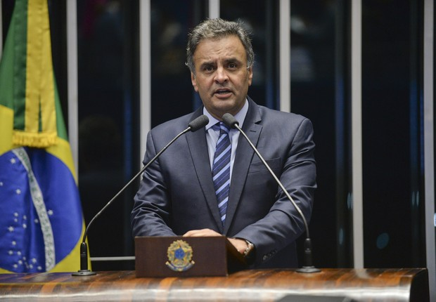 Aécio Neves (Foto: Jefferson Rudy/Agência Senado)