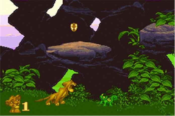 O Rei Leão no Super Nintendo (Foto: Reprodução/GamesDBase)