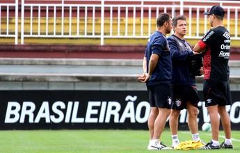 Maior responsabilidade agora: Ramon faz sua terceira estreia pelo Joinville