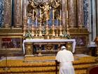Papa Francisco pede proteção à Virgem Maria para JMJ