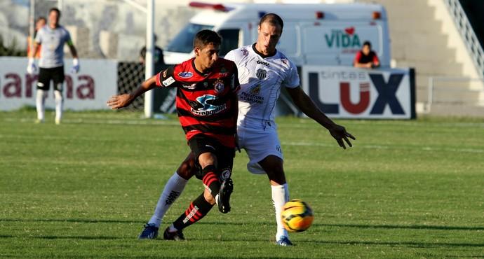 Apesar da vitória, Campinense está eliminado da Série D (Foto: Nelsina Vitorino / Jornal da Paraíba)
