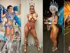 Musas do Carnaval carioca falam sobre a ansiedade antes da apuração