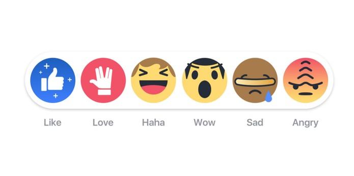 Facebook personaliza Reaction para fãs pelos 50 anos de Star Trek (Foto: Divulgação/Medium)