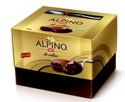 Alpino, para degustar colher (Foto: Divulgação)