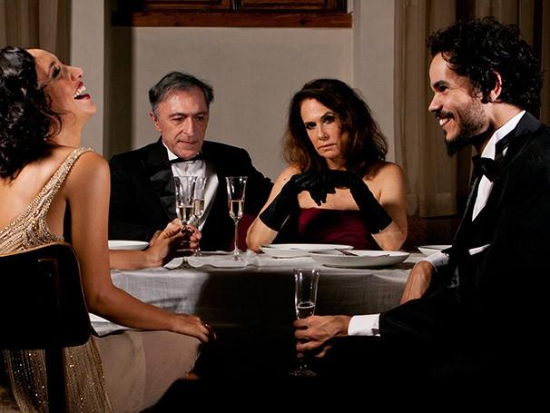 Jô Bilac divide a direção com Sandro Pamponet (Foto: Paula Kossatz)