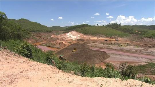 Ibama diz que obras de contenção da lama em Mariana estão atrasadas