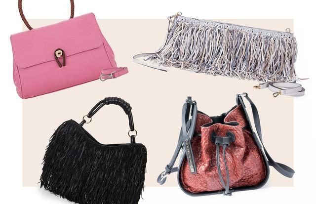 Bolsas de Denise Gerassi (Foto: Arte Vogue Online)