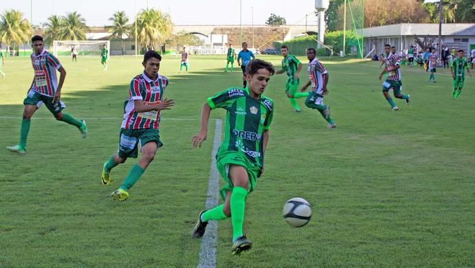 Operário VG fez 2 a 1 no Cuiabá (Foto: Pedro Lima/Cuiabá Esporte Clube)