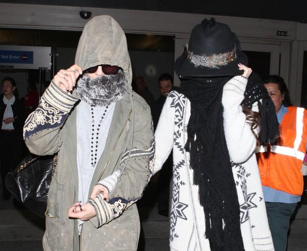 Vanessa Hudgens e Selena Gomez (Foto: Grosby Group/ Agência)