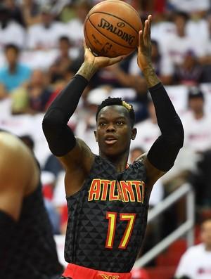 basquete nba atlanta hawks dennis schröder (Foto: Reuters)