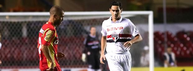Paulo Henrique Ganso jogo São Paulo e Audax (Foto: Rodrigo Gazzanel / Futura Press)