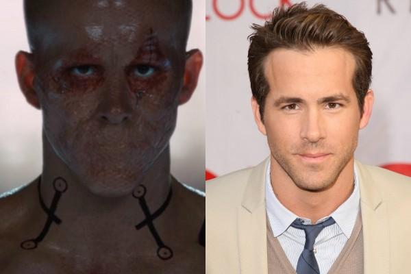 Ryan Reynolds como Deadpool (Foto: Reprodução/Getty Images)