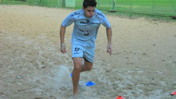 Darlan, jogador de futsal do Orlândia (Foto: Divulgação)