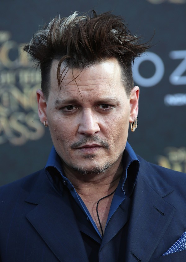 O ator Johnny Depp (Foto: Getty Images)