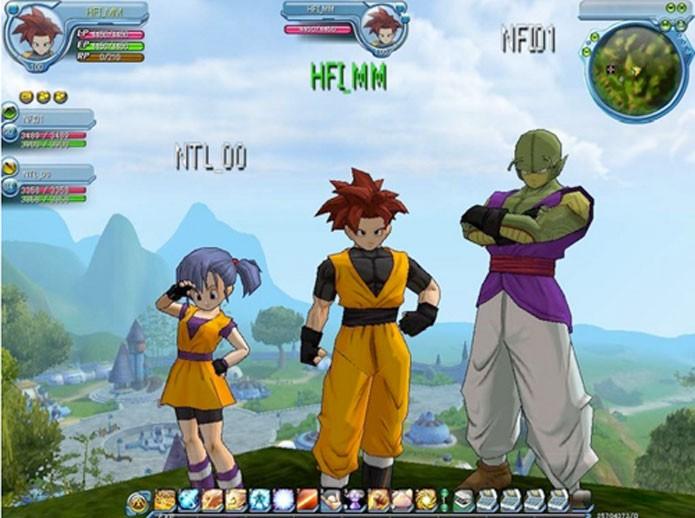 Dragon Ball Online (Foto: Divulgação)